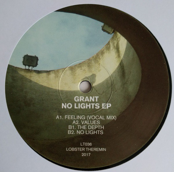 Grant - No Lights EP